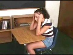 Teacher Seduces Her Juvenile Pupil