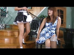Rosa&Jessica kewl anal lesbian action