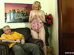 Inessa&Caspar cutie and oldman clip