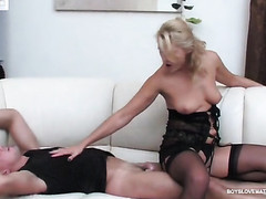 Bridget&Connor sexual mature action