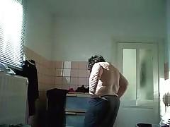 my wife in baths