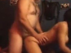 Latin couple great in homemade video