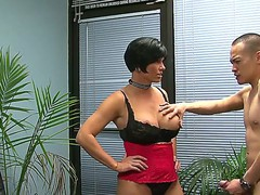 Erotic hot Shay Fox tempted by