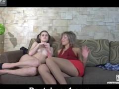 Colette&Nora lezzy hose clip