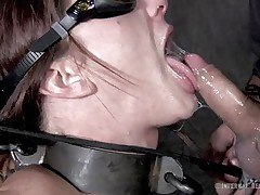 bitch wants to have cum in her mouth