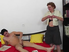 older shows her years of experience