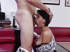 sakira making love with a concupiscent old stud