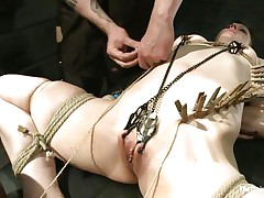 sex slave katharine cane receives punished
