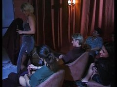 older and younger girl gangbanged in porn cinema
