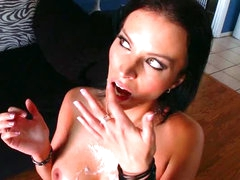 Horny Brunette MILF Bailey Brooks Loves Interracial Sex
